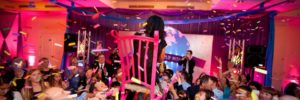 DJ, sound and lighting for Bar and Bat Mitzvah Parties
