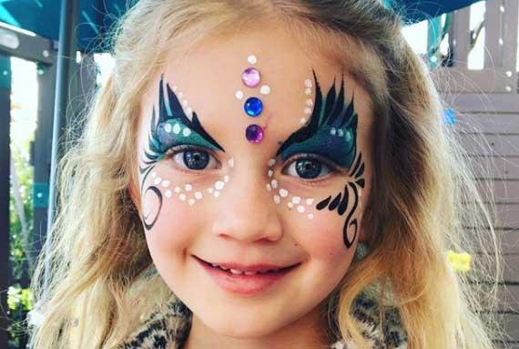 FacePainting-littlegirl